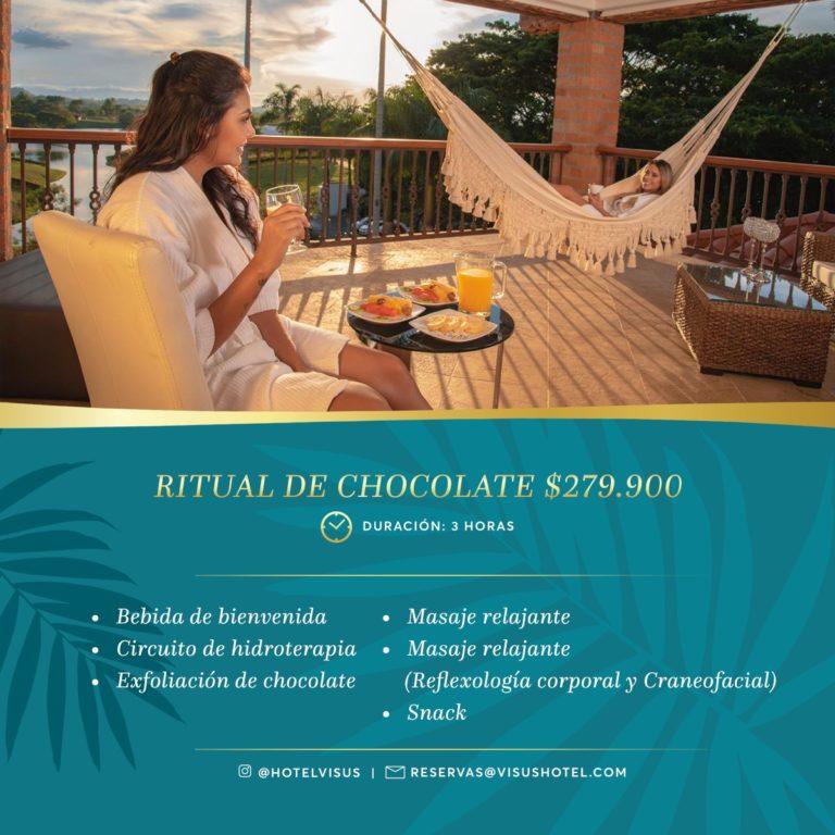 RITUAL DE CHOCOLATE